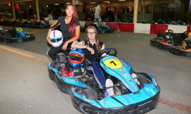 Dubai: Dubai based ladies rank in world top three for the SWS kart series
