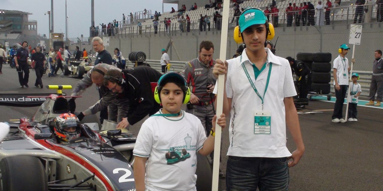 F1: FIA and Formula 1 announce a new partnership called Grid Kids