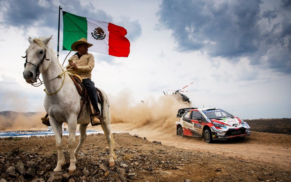WRC: Rally Guanajuato Mexico – Early finish to the rally ensures Sebastien Ogier takes victory