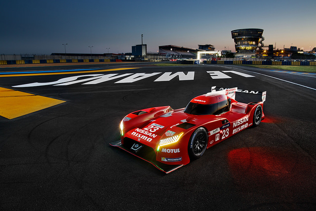 Le Mans: Nissan returns to Le Mans 24h with three GT-R LM NISMO cars