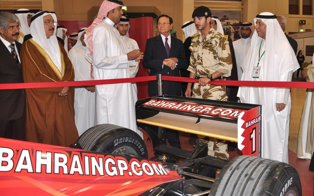 BIC: Bahrain launches 'Love and Loyalty' Festival in support of Gulf Air Bahrain F1 Grand Prix