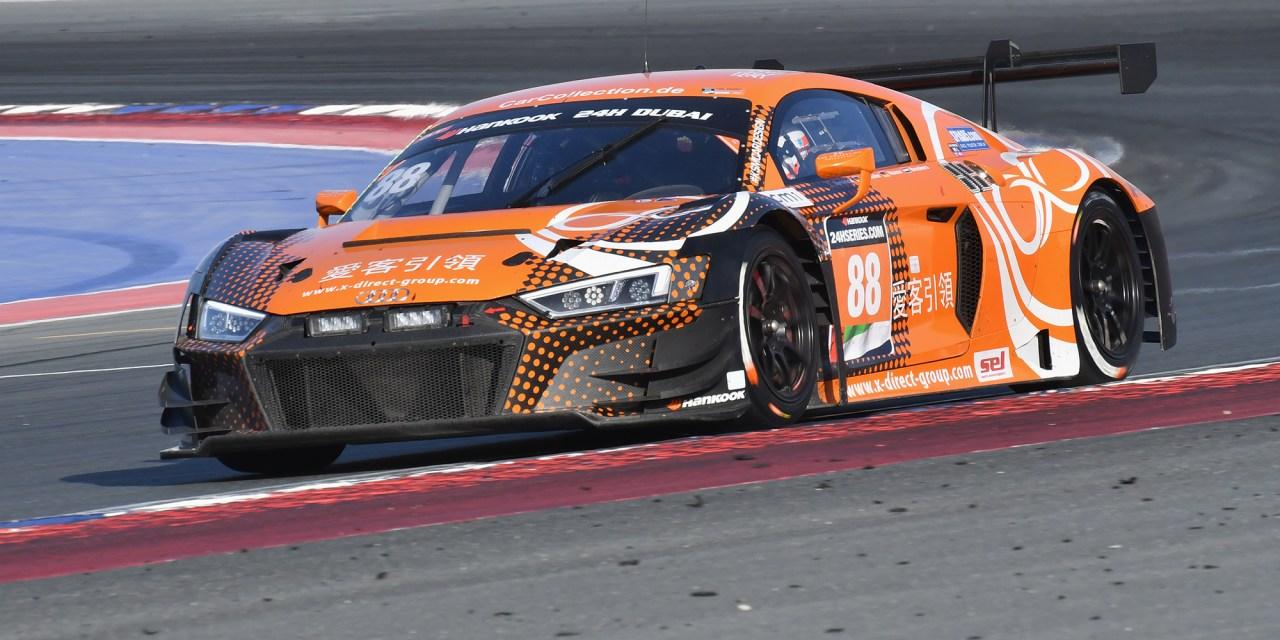 Dubai: Second Dubai 24H triumph for Audi with #88 Car Collection Motorsport