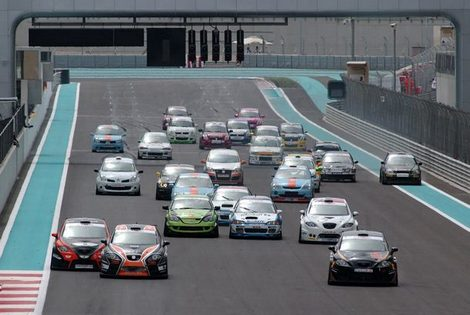 Cytech UAE Touring Car Championship