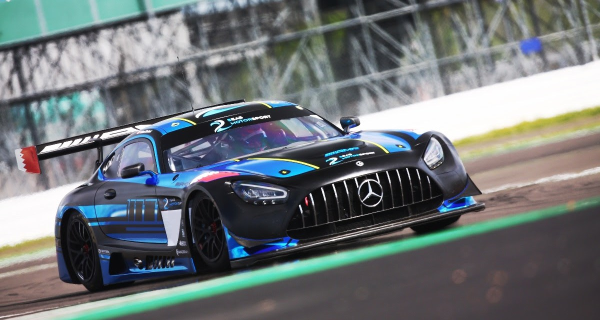 GT: Bahraini-British team 2 Seas Motorsport confirms racing return with Silverstone 500 entry