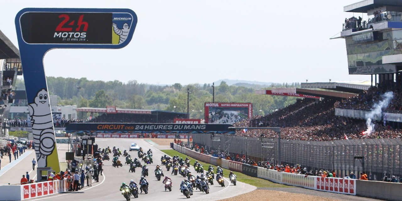 24h Motos: Kawasaki claims victory at the 42nd Le Mans 24H Motos