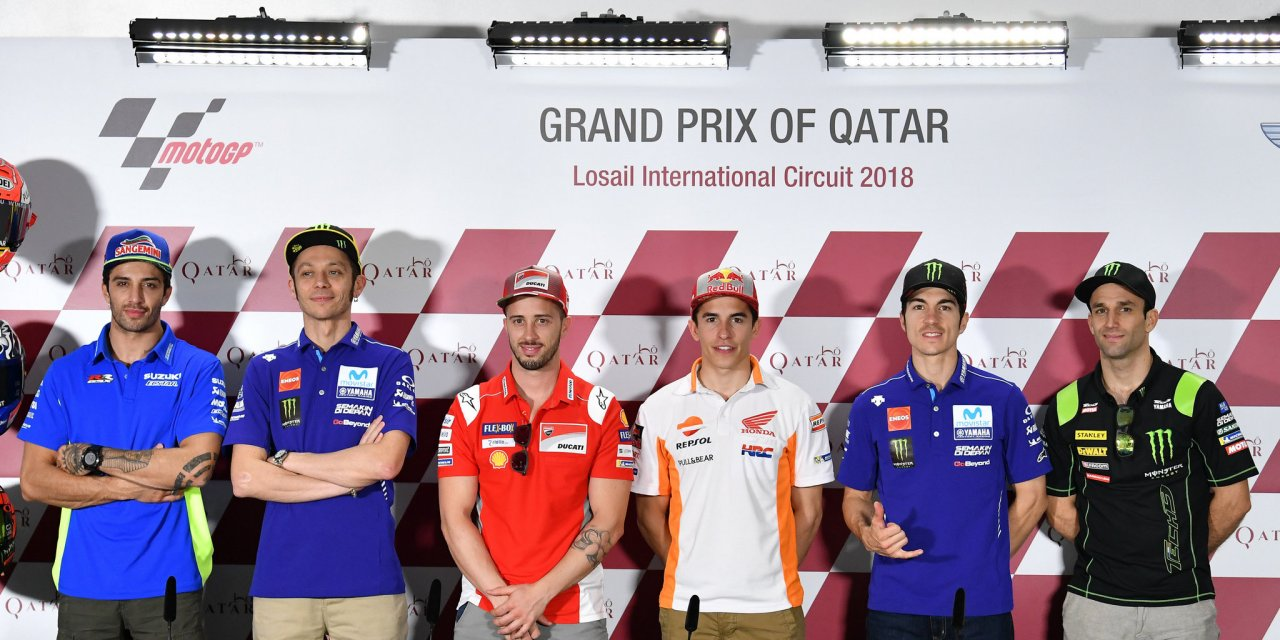 MotoGP: Rossi renews, Losail looms and the grid get ready in Qatar