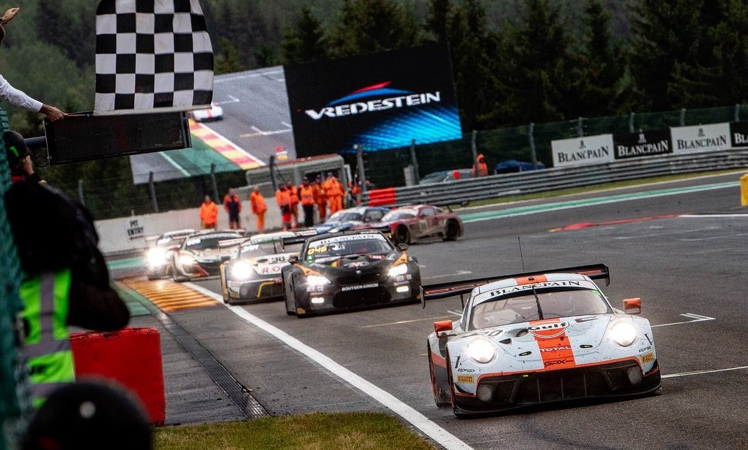 24H: GPX Racing Porsche wins battle of the heavyweights to conquer 2019 Total 24 Hours of Spa