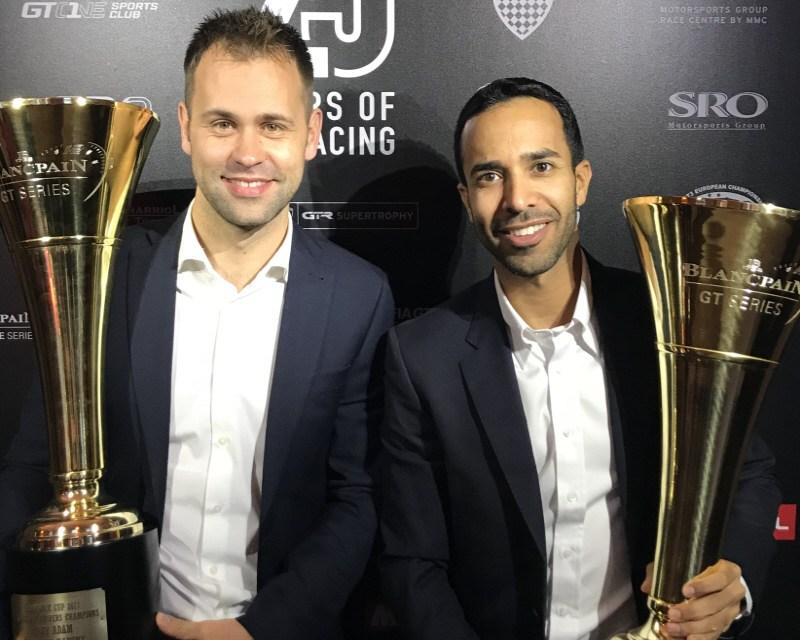Oman: Omani star Ahmad Al Harthy presented with 2017 Champion trophy