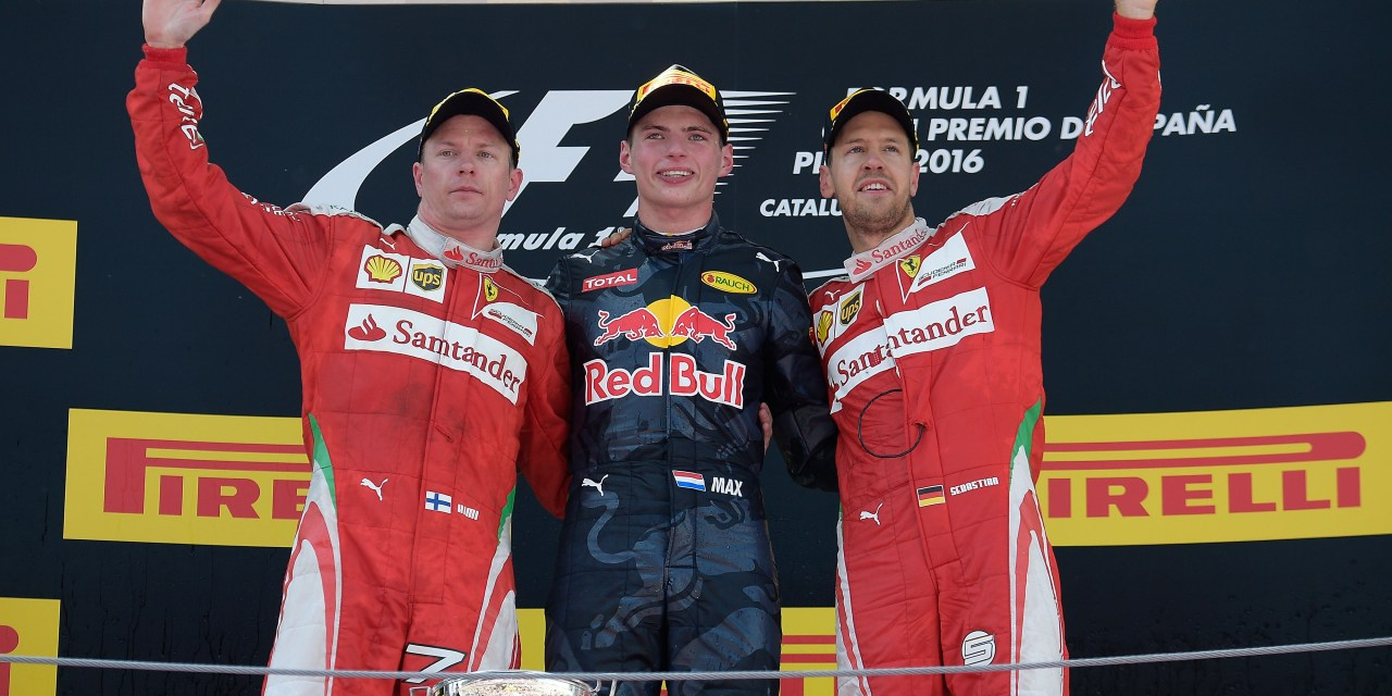 F1: Verstappen marks Red Bull debut with historic win as youngest driver and first win for Holland
