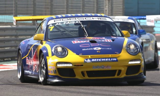 Porsche GT3 Cup Middle East: Al Faisal looks for home advantage as Championship heads for Saudi