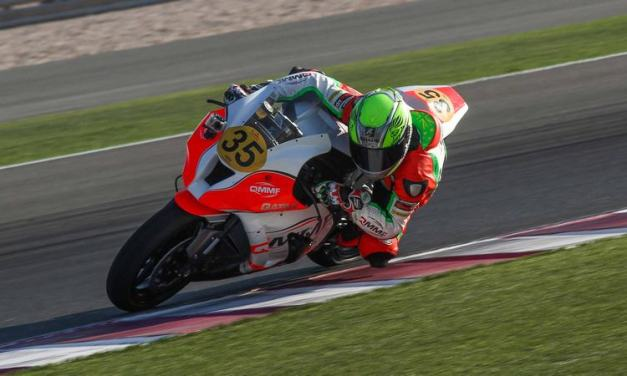 Qatar: West takes it all in round three of Qatar Superbike Championship