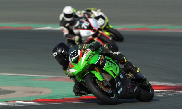 Dubai: Action packed opening first day of new season's racing at Dubai Autodrome