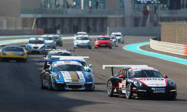 UAE: Papantonis and Ammermuller victorious in opening rounds of NGK National Race Series
