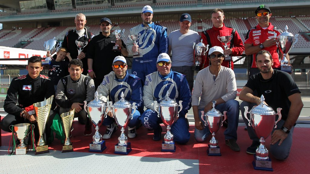 UAE: Champions crowned on final day of season at Dubai Autodrome
