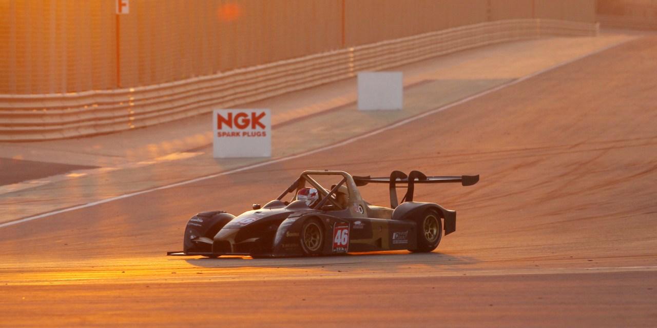 Dubai: Top efforts go unrewarded for Amro Al Hamad in Prototype 3×3 Endurance