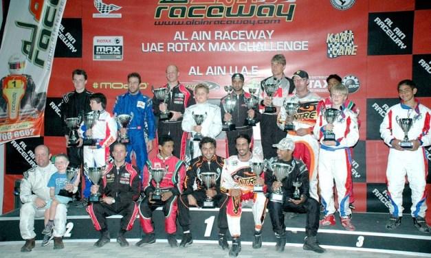 Karting: Rotax MAX Challenge at Al Ain Raceway crowns new UAE Champions