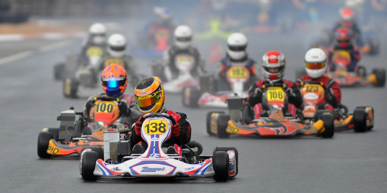 Karting: Rain stops action packed day at Dubai Kartdrome