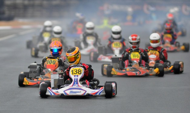 Karting: Rain stops action packed day at Dubai Kartdrome