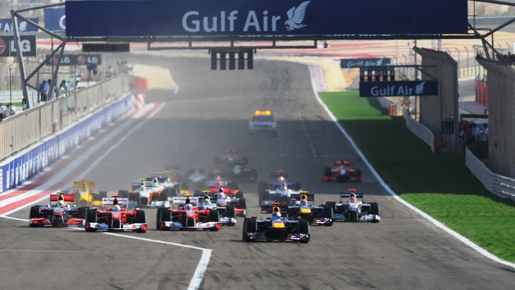Formula 1: Bahrain withdraws from first F1 race of season