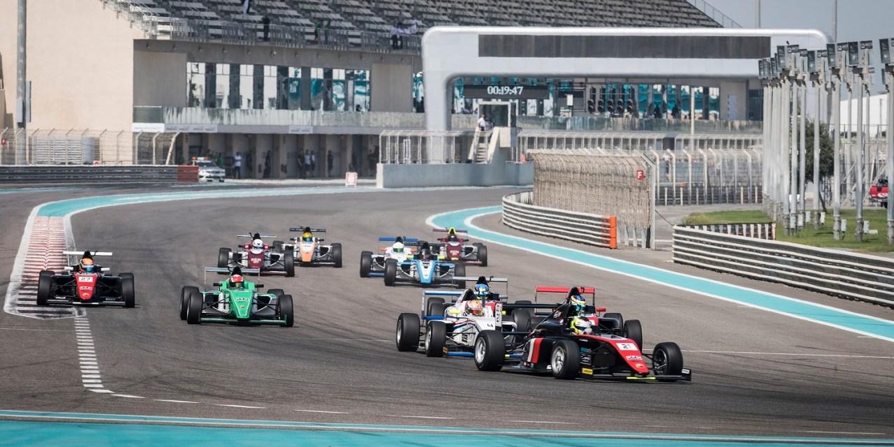 Dubai: Jonathan Aberdein claims inaugural F4 UAE Championship title
