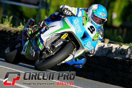 Kawasaki mounted Harrison would take third place, his second podium of the week