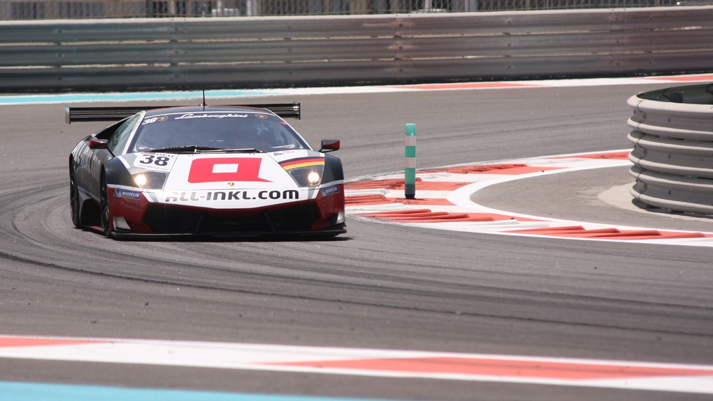 FIA GT: Battle of the Brands with UAE National Racing series at Yas Marina Circuit March 26