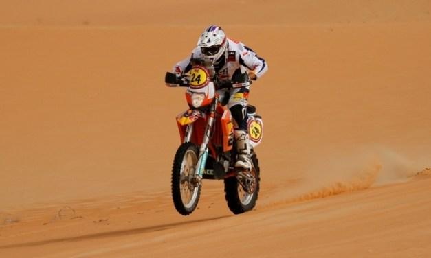 Off Road: UAE based MotoX star Sam Sunderland to campaign the Australasian Safari