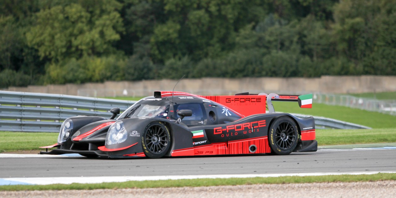 LMP3: Khaled Al Mudhaf debuts in LMP3 Cup at Donington Park