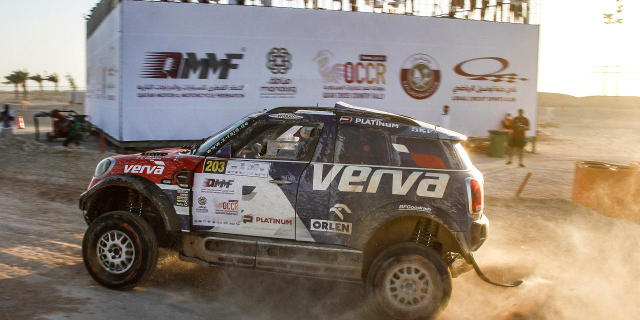 Qatar: FIA World Cup for Cross-Country Rallies opening round starts this weekend in Qatar