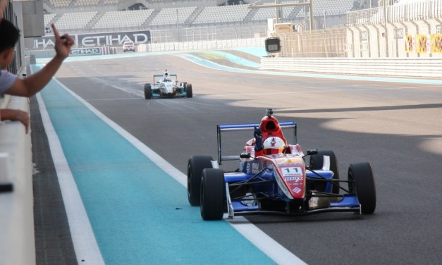 Gallery: National Race Day 5 – Dec 16 2011 – Yas Marina Circuit