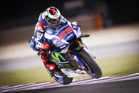 Jorge in Qatar test