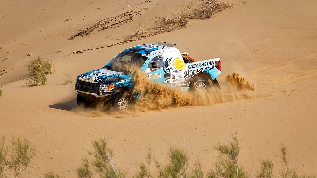 Rally: Kazakhstan to host round of FIA World Cup Cross Country Rallies in 2017