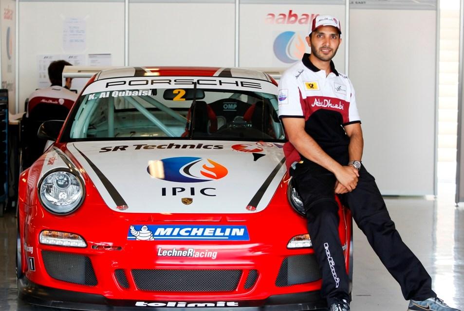 Dubai 24hr: Khaled Al Qubaisi debuts in his first 24hrs endurance at Dubai Autodrome 24 Hours