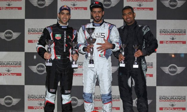 UAE Karting: Dubai Kartdrome wraps up 2013 season with SWS Championship finals