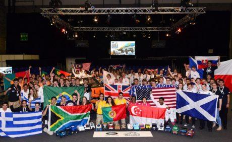 Land-Rover-4x4-in-Schools-World-Finals-teams