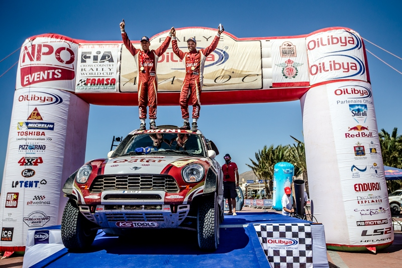 Rally Morocco: Al-Attiyah now untouchable as FIA World Cup leader after win in Morocco