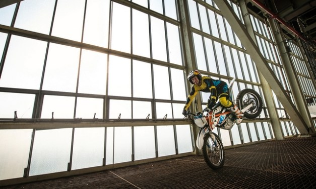 KTM: Danny MacAskill rides the Freeride E