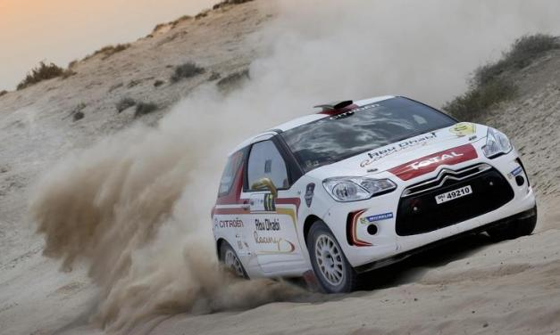 Rally: Al Attiyah edges into lead after day one in Kuwait Rally