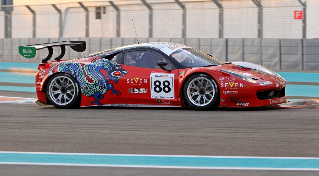 UAE: Stunning podium for Saudi driver Mohammed Jawa in Gulf 12hr