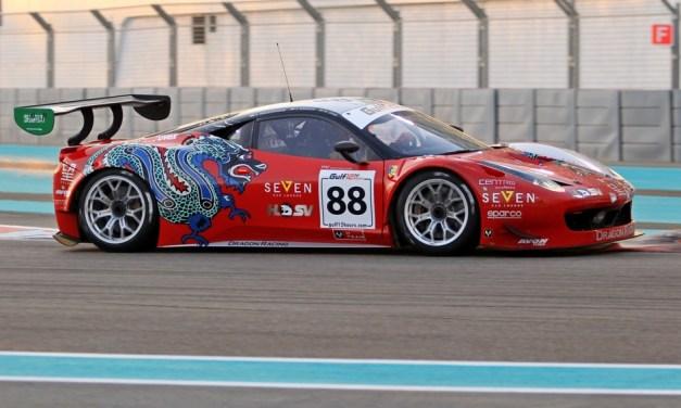 UAE: Stunning podium for Saudi driver Mohammed Jawa in Gulf 12hr