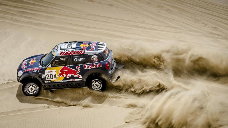 Rally: Al Attiyah, Coma and Sonik on course for Sealine Cross Country Rally victories