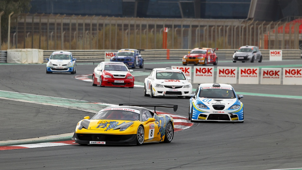Dubai: Dubai Autodrome gears up for busy season opener with eleven races over Friday and Saturday