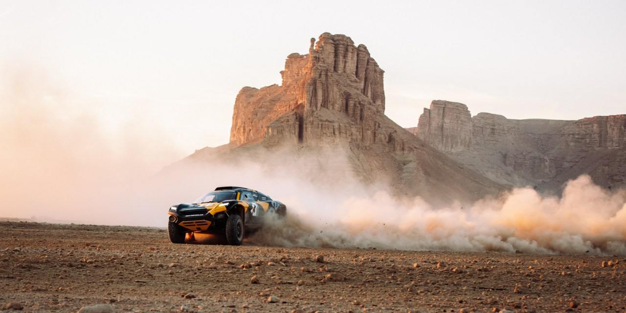 One month until Extreme E series crowns its first ever race champion in Saudi Arabia