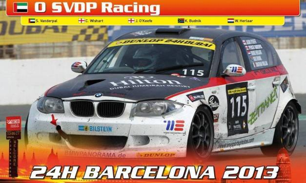 24hr: Barcelona endurance race boasts impressive grid including Dubai based SVDP Racing