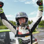 Rally Sweden Lockdown – Solberg triumphs with Mother Pernilla co-driving
