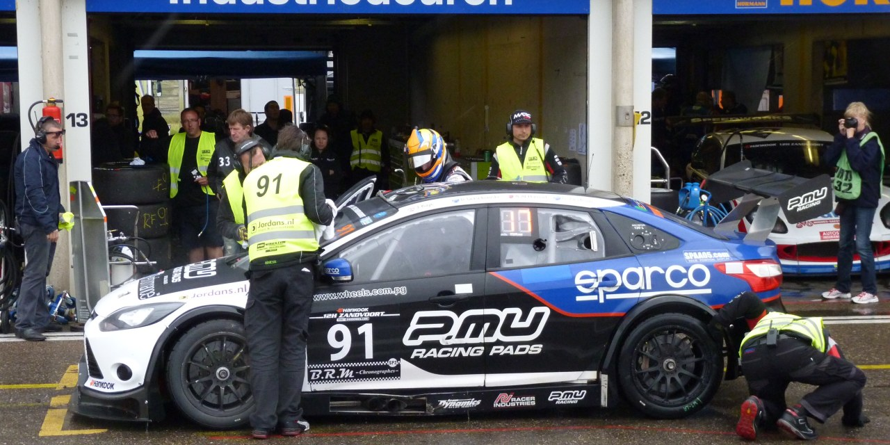 12h: Victory for Qatar driver Amro Al Hamad in Zandvoort 12hr with MARC Cars team