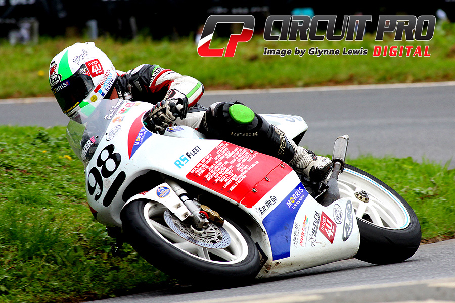Road Racing: Paul Owen looking for podiums during the new road race season