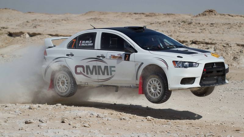 Qatar: New stages and format announced for 2013 Qatar International Rally