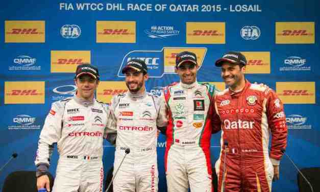 WTCC: Seventh WTCC pole heaven for López in Qatar season finale