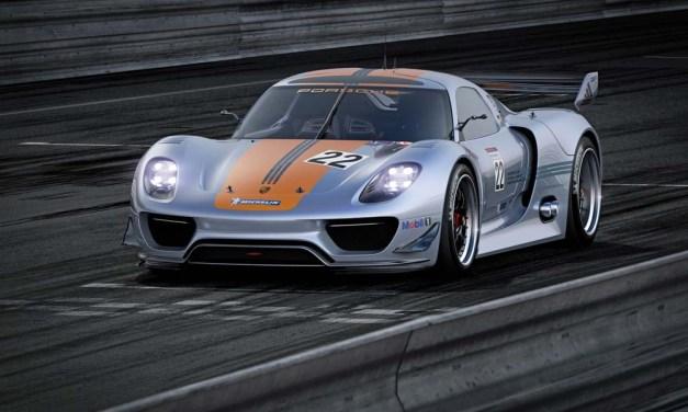 Tech: World premiere in Detroit, Porsche unveils mid-engine hybrid coupé as a technology test bed